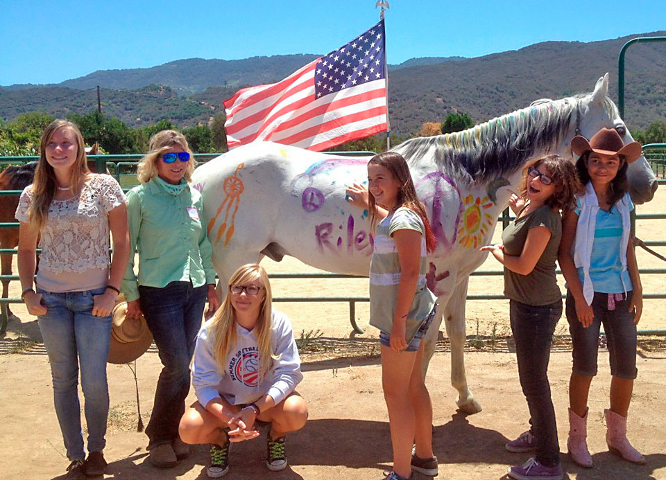 YOUTH PROGRAMS OJAI REINS OF HOPE